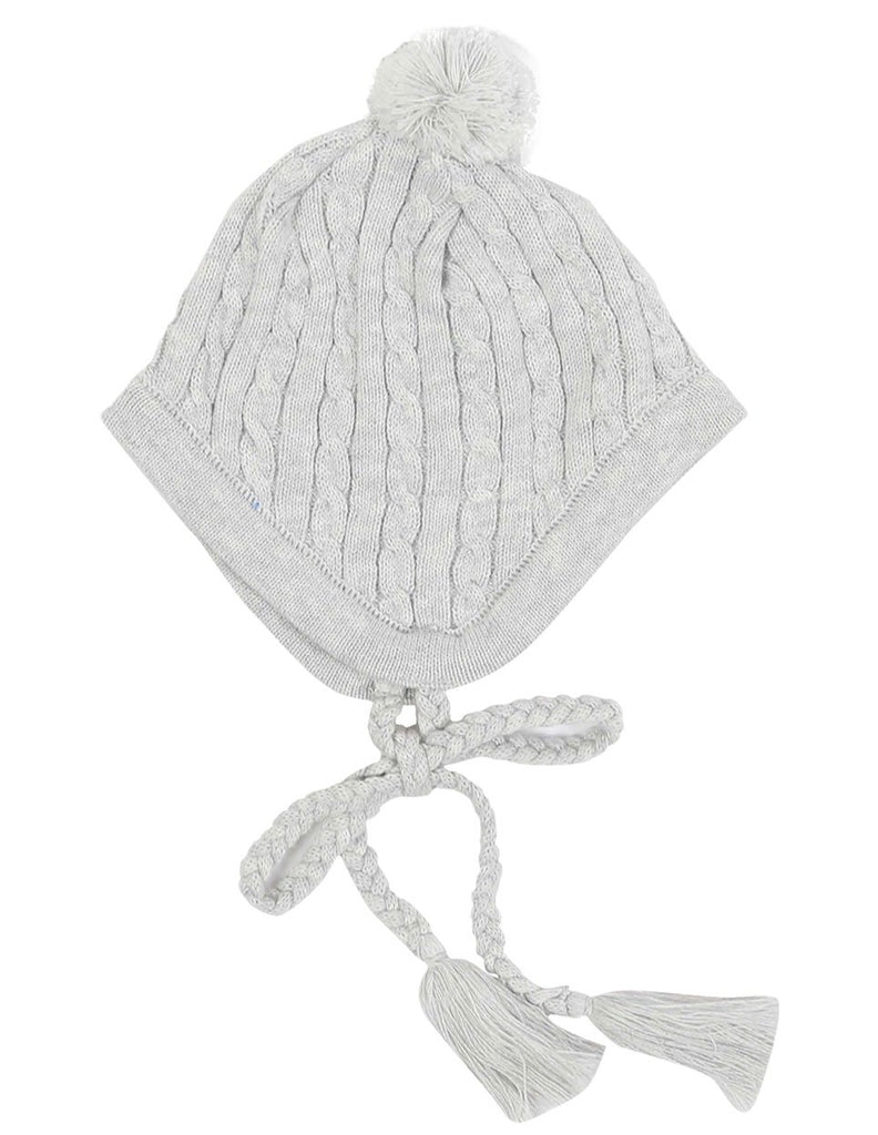 Little Fawn Cable Knit Beanie