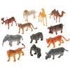 Mini Wild Animals (One dozen) - Toys