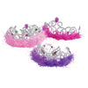 Boa Tiaras (One Dozen) - Costumes and Accessories