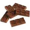 Scented Candy Bar Erasers - 36 Pieces (Box) - School Stuff