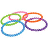 Crystal Bracelets - 24 Pieces - Costumes and Accessories