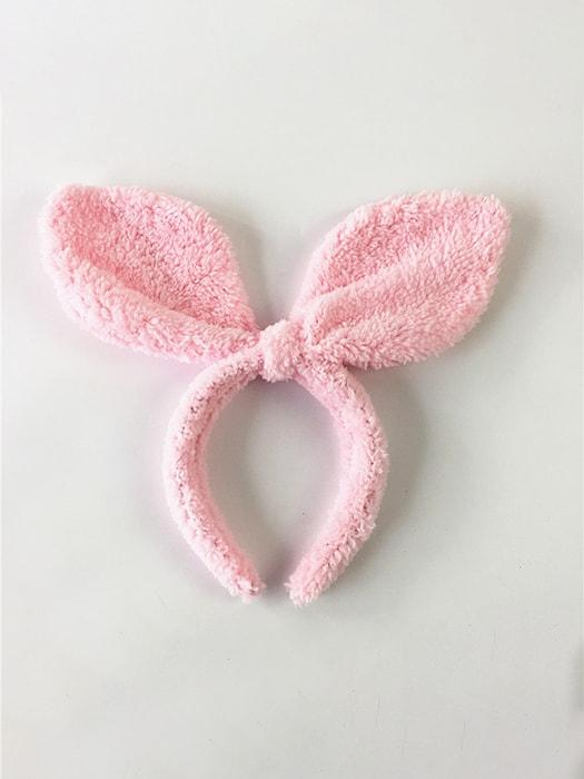 Super Cute Fluffy Rabbit Headband