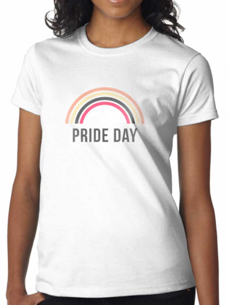 Sweet Pride Day With Rainbow T-shirt