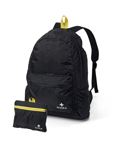 AMATA, LW Backpack, black - Swiza