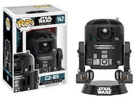 Funko Star Wars Rogue One C2-B5 Pop! Vinyl Bobble Head Kramer Toy Warden Greenhills, Alabang Mall, Philippines