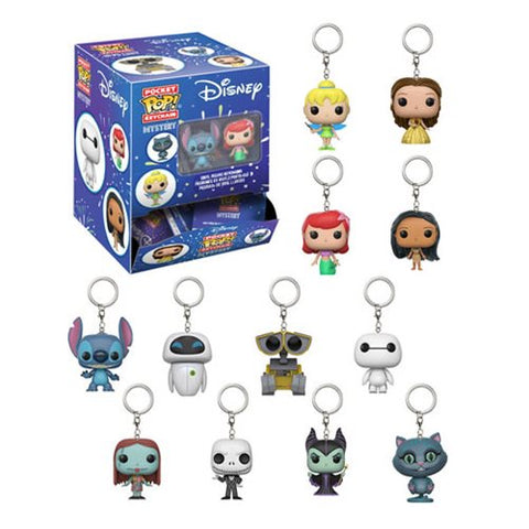 Funko Disney Series 1 Pocket Pop! Key Chain Display Case- Assorted Singles Kramer Toy Warden Greenhills, Alabang Mall, Philippines