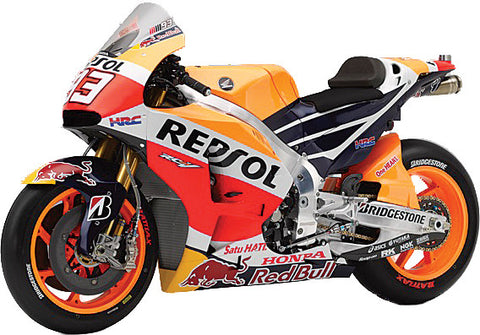 REPLICA 1:12 SUPER SPORT BIKE 15 HONDA REPSOL (MARQUEZ) New-Ray Toys 57753