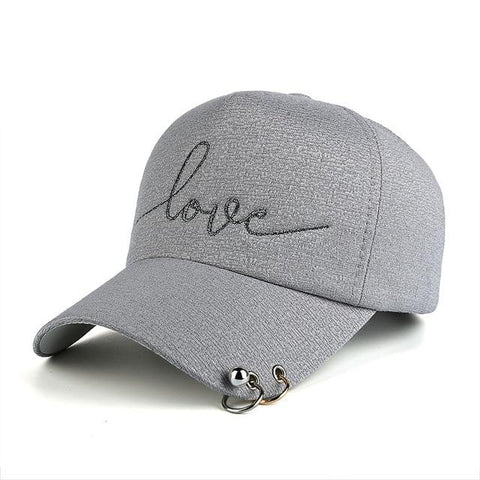 Image of High Quality Snap-back Baseball Cap - LoveLuve