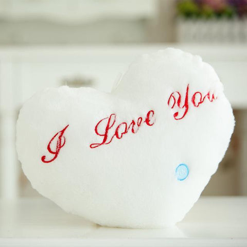 Image of Colorful Night Light Valentines Gift - LoveLuve