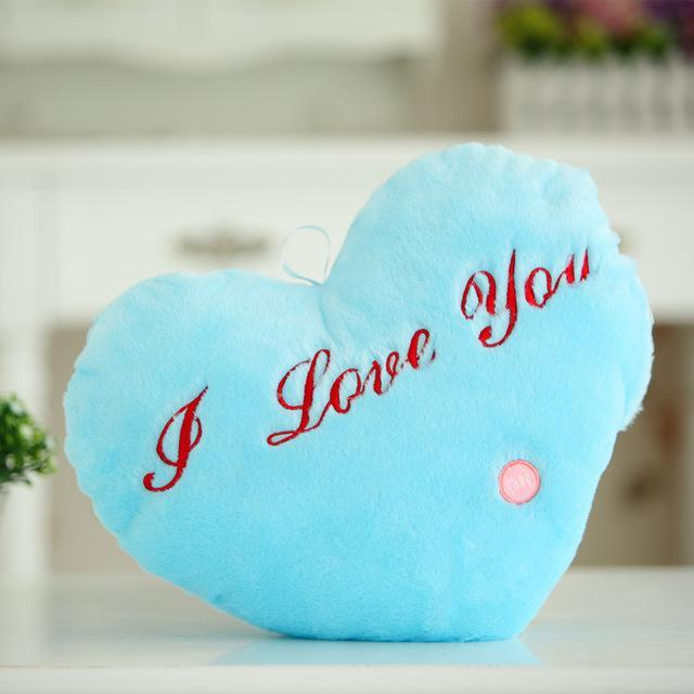 Colorful Night Light Valentines Gift - LoveLuve