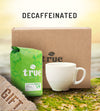 Prepaid-Gift Specialty Decaffeinated Coffee Subscriptions