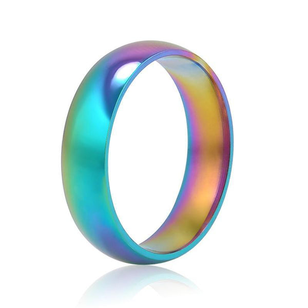 Ocean™ Stainless Steel Ring