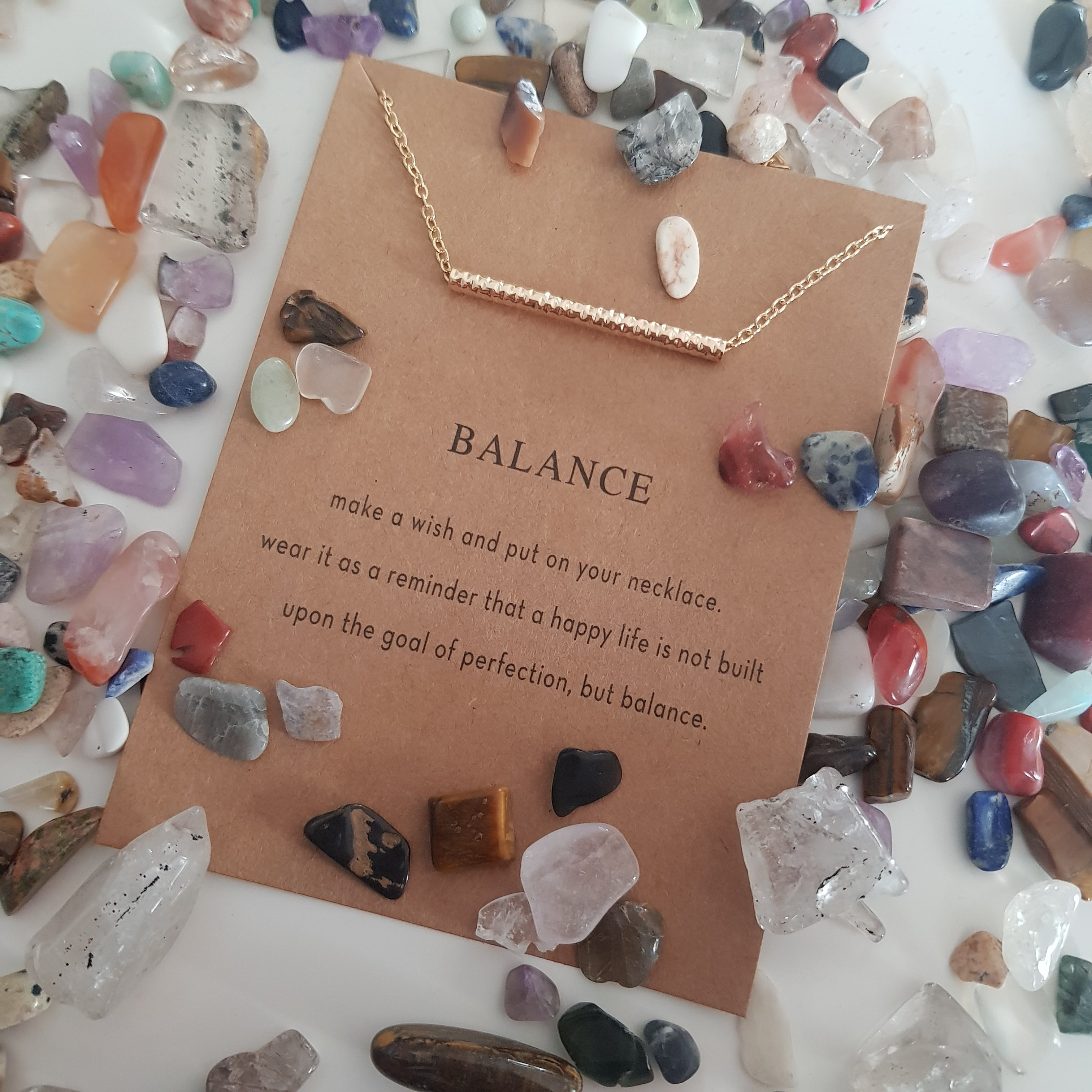 Balance Necklace - JBD