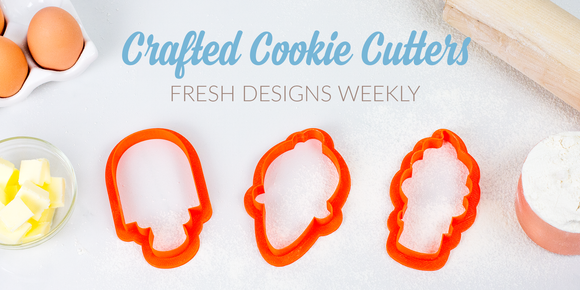 Crafted Cookie Cutters