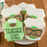 Coffee To-Go Cup Cookie Cutter