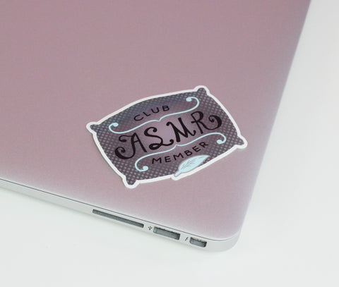 Kitten Love Vinyl Sticker