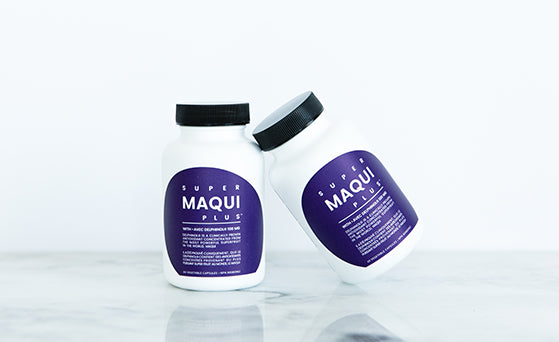 Super Duo [2-Pack of Super Maqui Plus™ with Delphinol®]