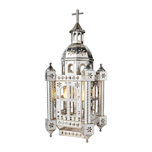 El Cathedral D' Mesa Lamp