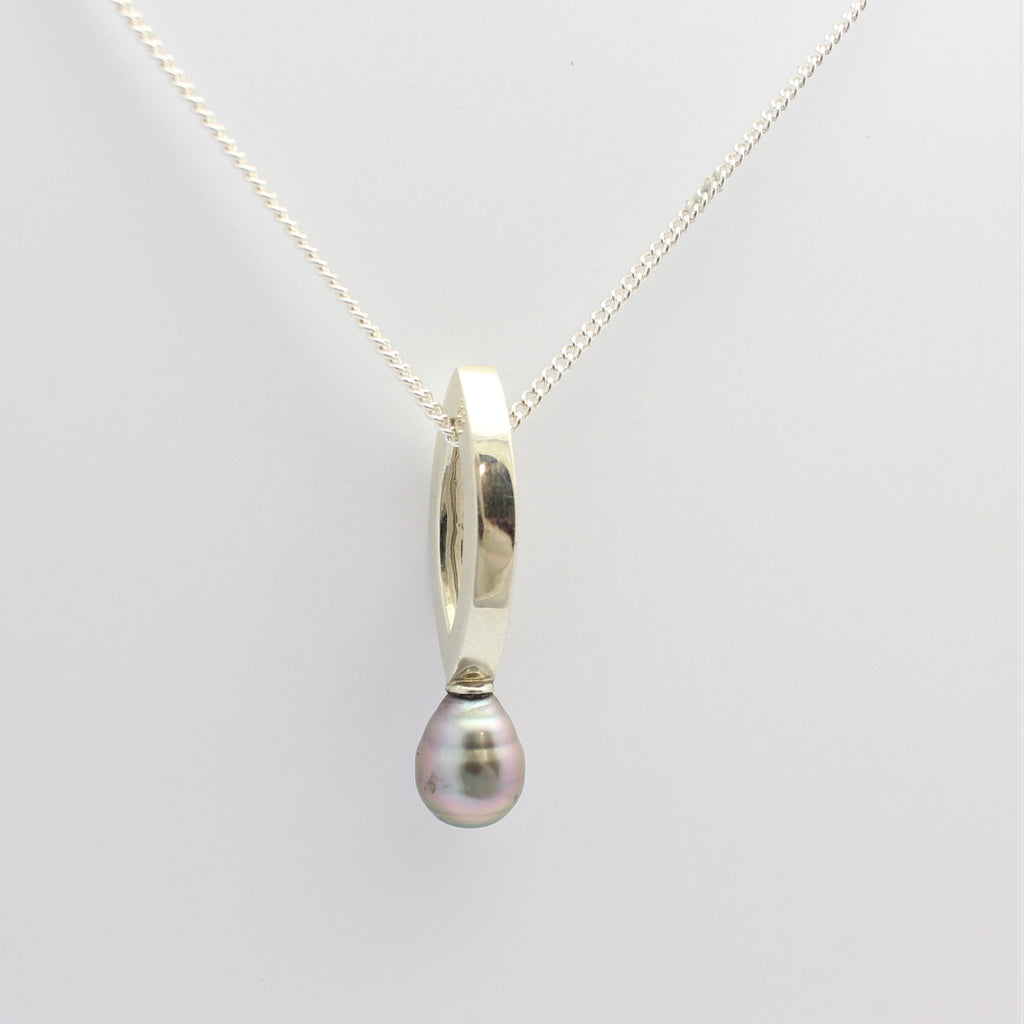 Abrolhos Pearl Marquise Pendant
