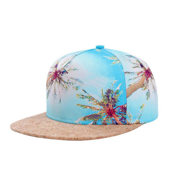 The Palms | Cork Brim Hat
