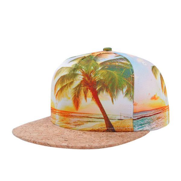 The Palms | Cork Brim Hat [4 Styles]