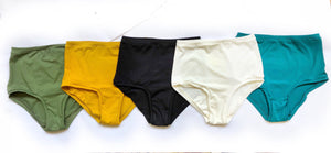 READY TO SHIP High Waist EveryDay Underwear