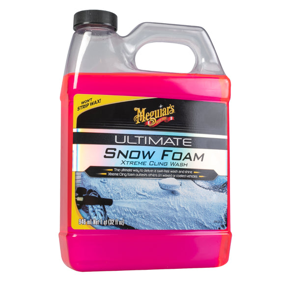 Meguiar's Ultimate Snow Foam Xtreme Cling 946ml