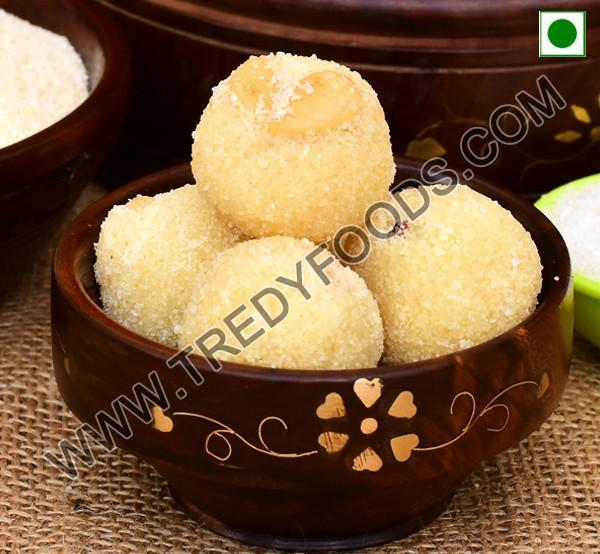 Homemade Ghee Rava Wonders