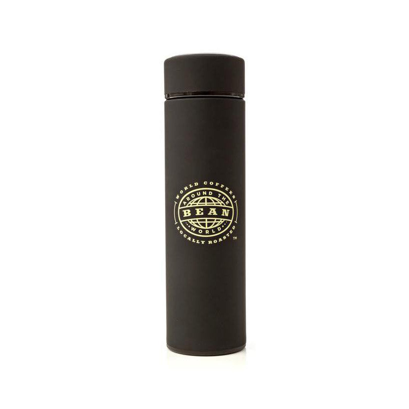 Travel Thermos Black | 16 oz