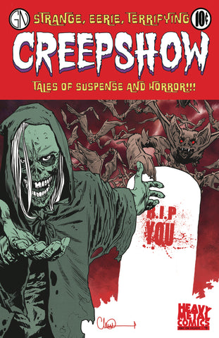 2019 San Diego Comic Con CREEPSHOW Comic Issue #0