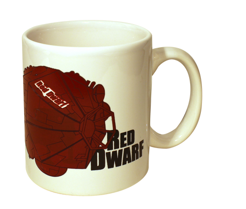 Red Dwarf Color Changing Mug