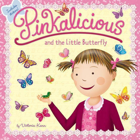 Pinkalicious: Pinkalicious and the Little Butterfly