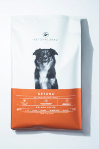 Ketona Dry Food For Adult Dogs Salmon Recipe -- 16.8 Pounds