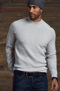 Wain  Mix Stitch Sweater