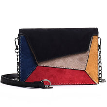 Load image into Gallery viewer, Joker Crossbody Fashion Scrub Chain Shoulder Bag