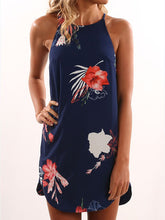 Load image into Gallery viewer, women dresses print dress