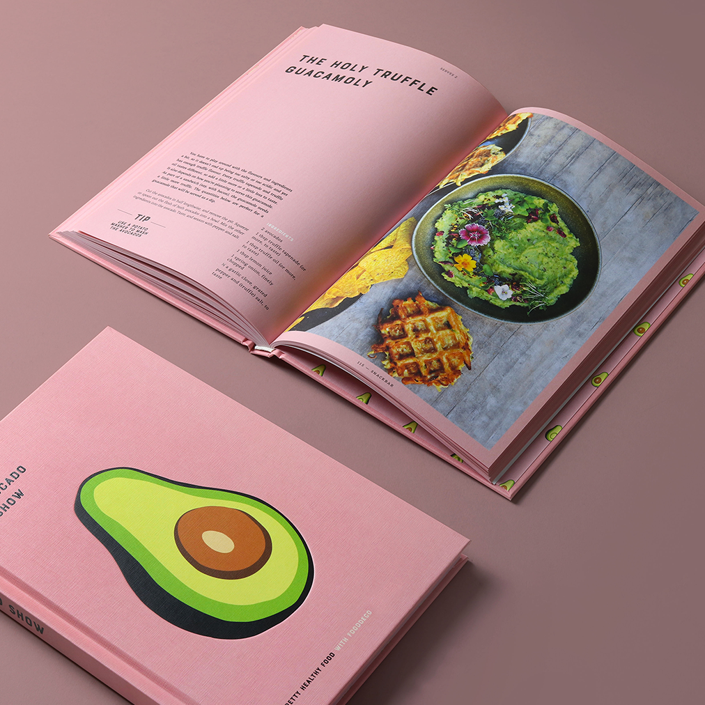 The Avocado Show Book