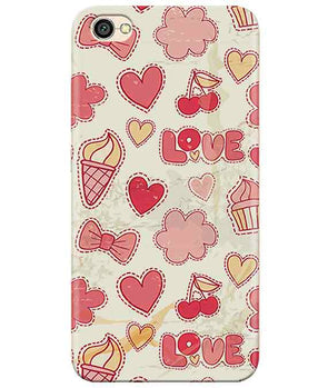 Girly Pink Redmi Y1 Lite Cover