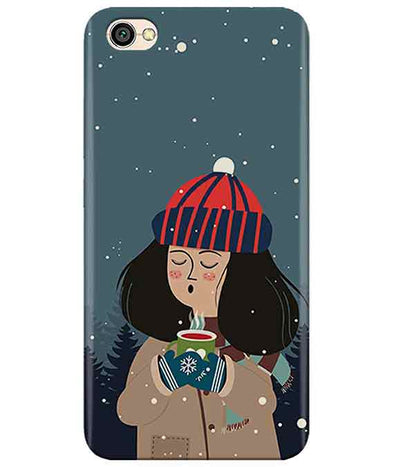 Winter Charm Redmi Y1 Lite Cover