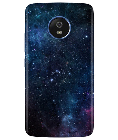 Deep in Galaxy Moto G5 Cover