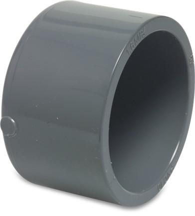 Mega End Cap, plain - Metric Grey