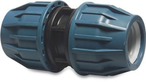 Jason Compression PP Coupler - Metric