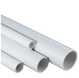 Imperial Pressure Pipe - White PVC - from £3.60 per 1.0m - buy yours here!