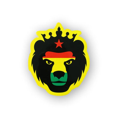 Che Bear Sticker