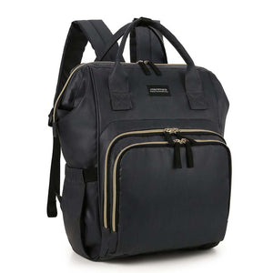 Waterproof Diaper Bag Backpack - MOMMORE