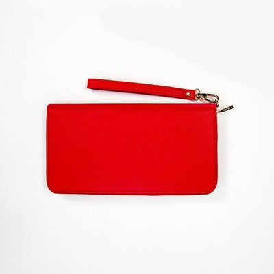 Power Wallet - Red