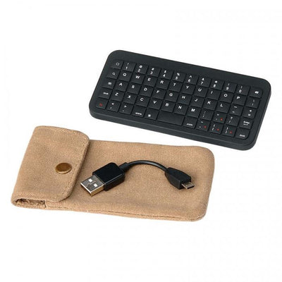 Rechargeable Bluetooth Thumboard