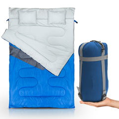AbcoSport Double Sleeping Bag (Queen Size)
