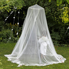 Mosquito Net - Keeps Away Insects & Flies - Fits Most Size Beds, Cribs