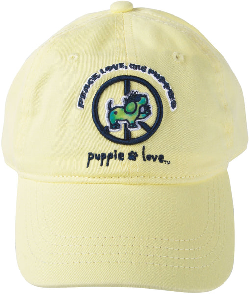PEACE PUP HAT - Puppie Love